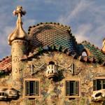Ruta Gaudí con Seat 600
