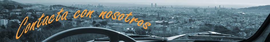 Contacta con Rutas600Barcelona