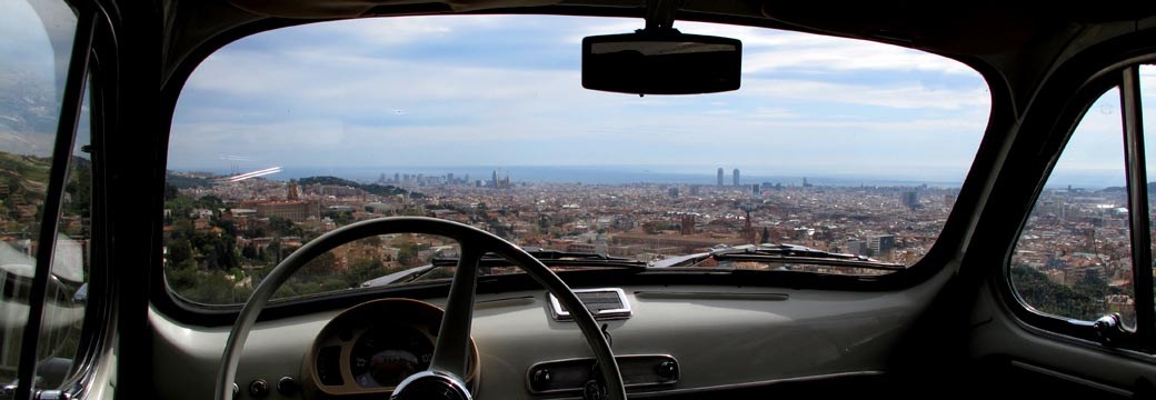 Viewpoint tour Barcelona