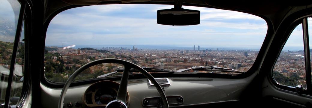 Viewpoint tour Barcelona